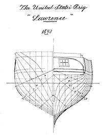 Design Plans For A Champlain Schooner