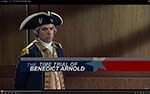 The Time Trial of Benedict Arnold