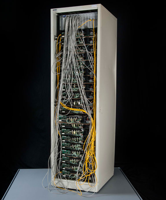 Google 'corkboard' Server, 1999
