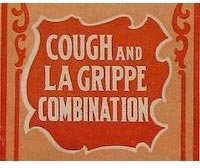 Cough and La Grippe Combination box logo