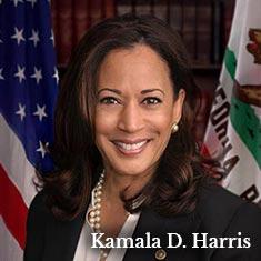 Kamala D. Harris