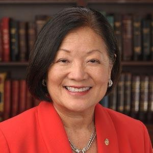 Senator Mazie K. Hirono