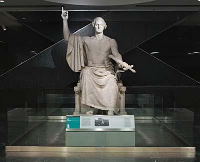 Horatio Greenough, 1841