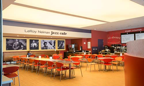 LeRoy Neiman Jazz Cafe