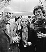 Julia Child and friends