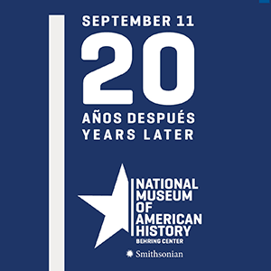 Images courtesy of the National Museum of American History. Please note that a graphic treatment has been applied to the original photographs.