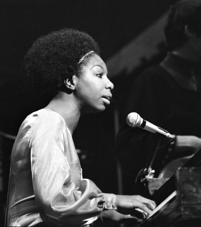 Nina Simone - Symphony Hall, Boston, Mass. - 1969
