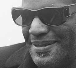 Photo of Ray Charles, 1968