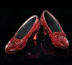 NMAH Ruby Slippers