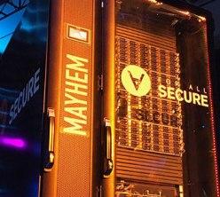 Mayhem Cyber Reasoning System, 2016