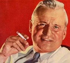 Tobacco advertising image
