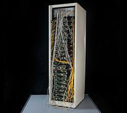 """Google """"Corkboard"""" Server, 1999"""