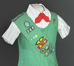 Girl Scouts 1912-2012