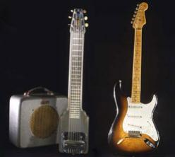 Invention of the Electric Guitar