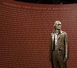 Slavery at Monticello