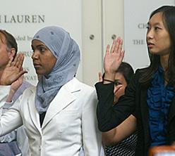 Preparing for the Oath