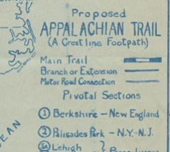 Earl Shaffer and the Appalachian Trail