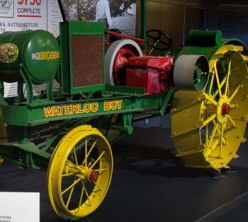 Waterloo tractor