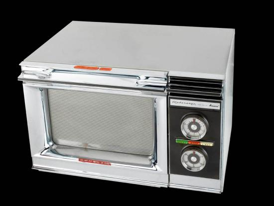 1974 microwave oven