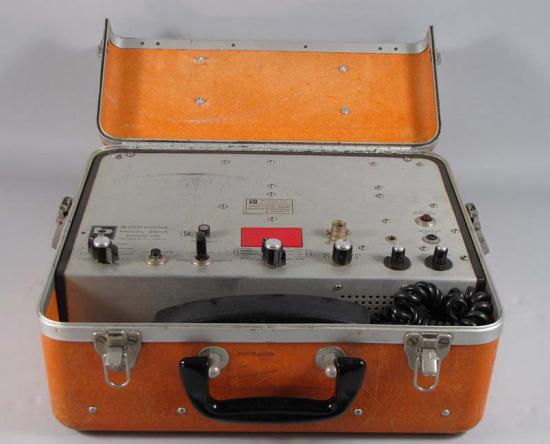 Photo of Biophone in case