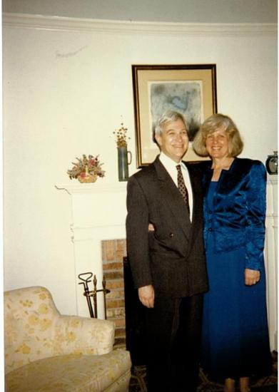 Susan and Craig Berrington