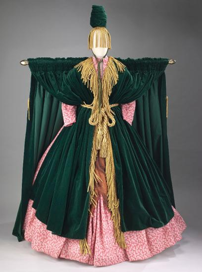 Photo of costume