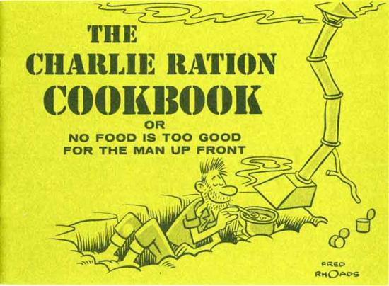 Cover of Charlie Ration Cookbook