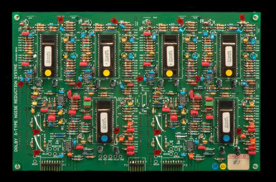 Dolby type S board