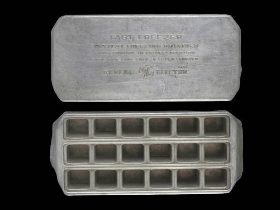 1930s ice cube tray