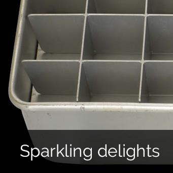 Sparkling delights