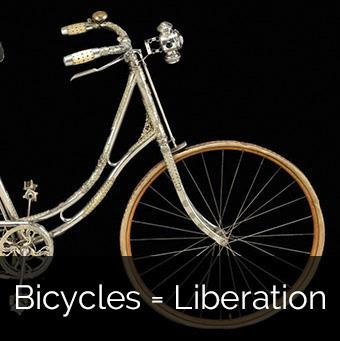 Bicycles = Liberation