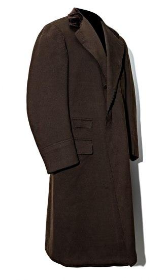 Brown men's coat