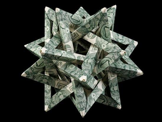 Money Origami Shirt - YouTube | 413x550
