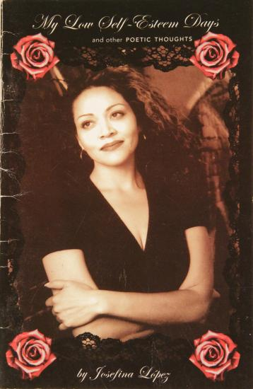 Photo of cover of book of poems