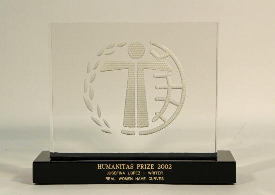 Photograph of award