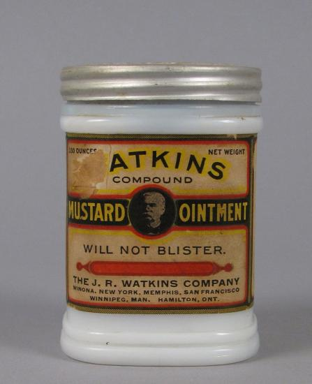 Bottle of Ointment