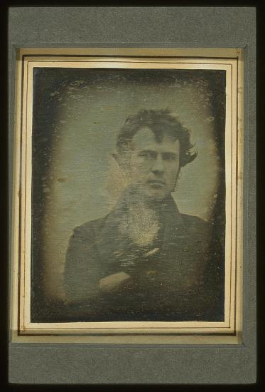 Photograph of Robert Cornelius