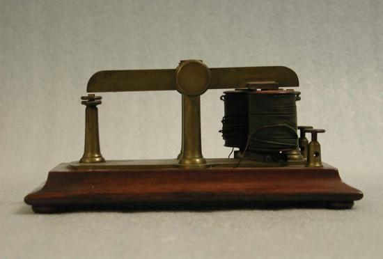 Telegraph, brown