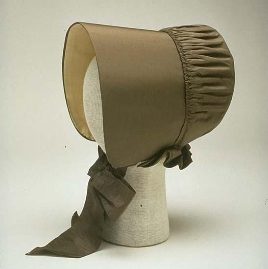 Lucretia Mott's Bonnet (268643.002)