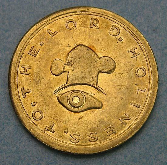 Mormon coin (1985.0441.2219)