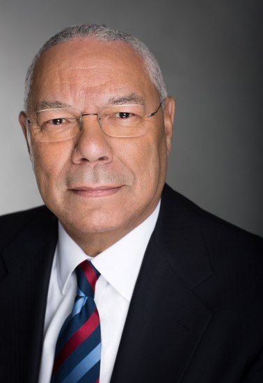 General Colin L. Powell, USA (Retired)
