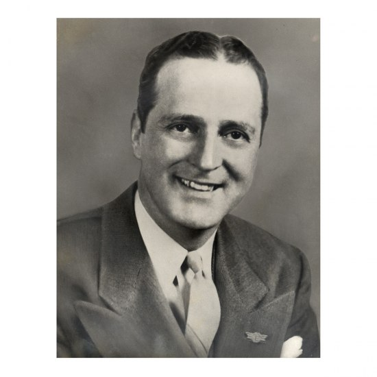 Portrait of Preston Tucker
