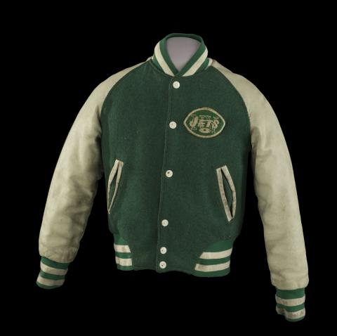 "New York Jets jacket from ""The Wonder Years"""