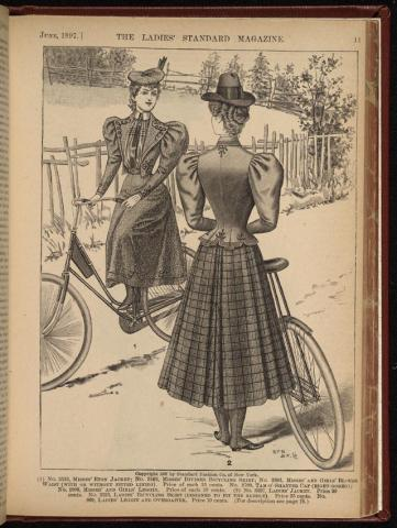 Fashions for Cycling
