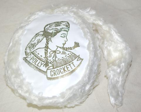 Polly Crockett hat marketed to girls. Image courtesy of the North Carolina Museum of History