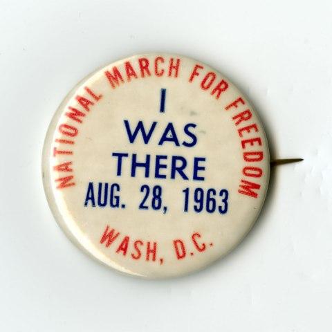 March Buttons (NMAH, gifts of Virginia Beets, Robert N. Ferrell, Jack S. Goodwin, Sam Steinhart)