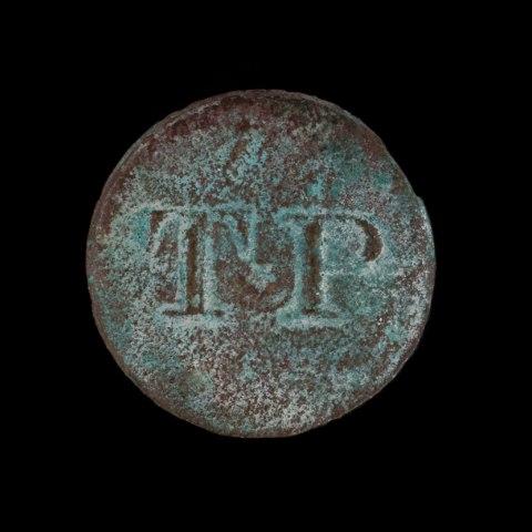 Slave Button (NMAAHC)
