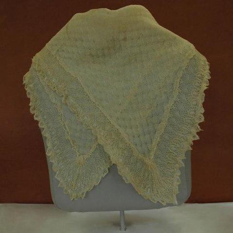 England's Queen Victoria gave Harriet Tubman this shawl around 1897
