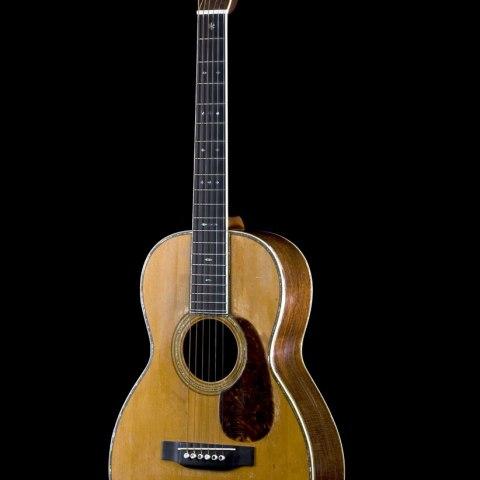 Baez Guitar (On loan from Joan Baez)