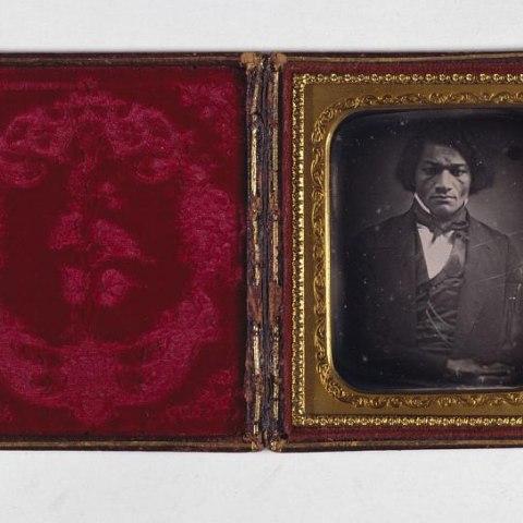 Frederick Douglass, about 1850